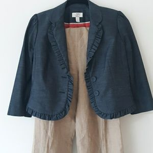 Talbots/Loft bundle blazer/pants
